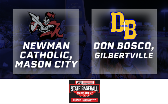 2019 Baseball Class 1A Semifinal (Newman Catholic vs. Don Bosco) - Digital Download