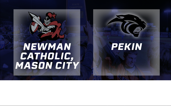 2019 Baseball Class 1A Quarterfinal (Newman Catholic, Mason City vs. Pekin) - Digital Download