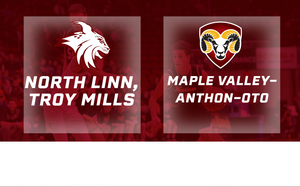 2017 Basketball Class 1A Quarterfinal (North Linn, Troy Mills vs. Maple Valley-Anthon-Oto) - Digital Download