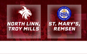 2017 Basketball Class 1A Consolation (North Linn, Troy Mills vs. St. Mary's, Remsen) - Digital Download