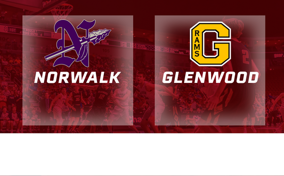 2018 Basketball Class 3A Quarterfinal (Norwalk vs. Glenwood) - Digital Download