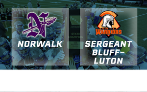 2015 Football Class 3A Semifinal (Norwalk vs. Sergeant Bluff-Luton) - Digital Download