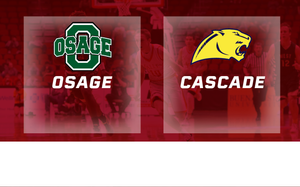 2016 Basketball Class 2A Quarterfinal (Cascade, Western Dubuque vs. Osage) Digital Download