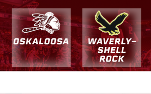 2018 Basketball Class 3A Semifinal (Oskaloosa vs. Waverly-Shell Rock) - Digital Download