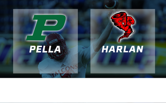 2017 Football Class 3A Semifinal (Pella vs. Harlan) - Digital Download
