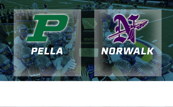 2015 Football Class 3A Final (Pella vs. Norwalk) - Digital Download