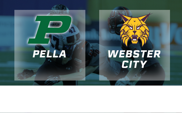 2016 Football Class 3A Final (Pella vs Webster City) - Digital Download