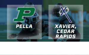2016 Football Class 3A Semifinal (Pella vs. Xavier, Cedar Rapids) - Digital Download