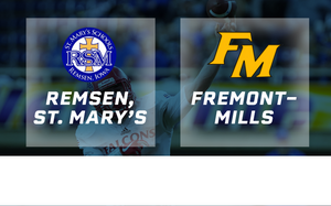 2017 Football 8-Player Semifinal (Remsen, St. Mary's vs. Fremont-Mills) - Digital Download