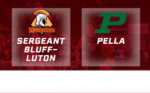 2017 Basketball Class 3A Quarterfinal (Sergeant Bluff-Luton vs. Pella) - Digital Download