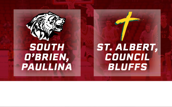 2016 Basketball Class 1A Championship (South O'Brien, Paullina vs. St. Albert) Digital Download