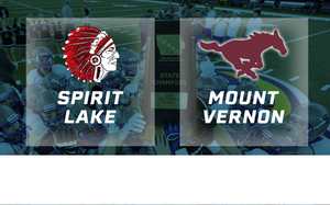 2015 Football Class 2A Final (Spirit Lake vs. Mount Vernon) - Digital Download