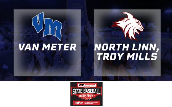 2019 Baseball Class 2A Championship (North Linn, Troy Mills vs. Van Meter) - Digital Download