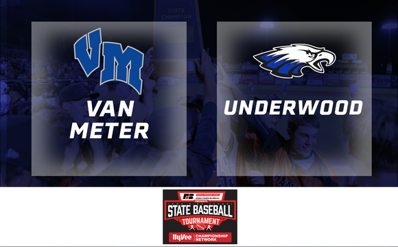 2019 Baseball Class 2A Quarterfinal (Van Meter vs. Underwood) - Digital Download