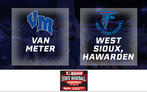 2019 Baseball Class 2A Semifinal (Van Meter vs. West Sioux) - Digital Download