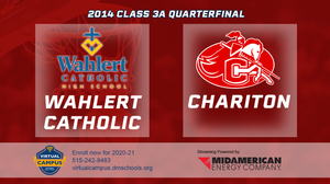 2014 Basketball Class 3A Quarterfinal (Wahlert Catholic, Dubuque vs. Chariton) Digital Download