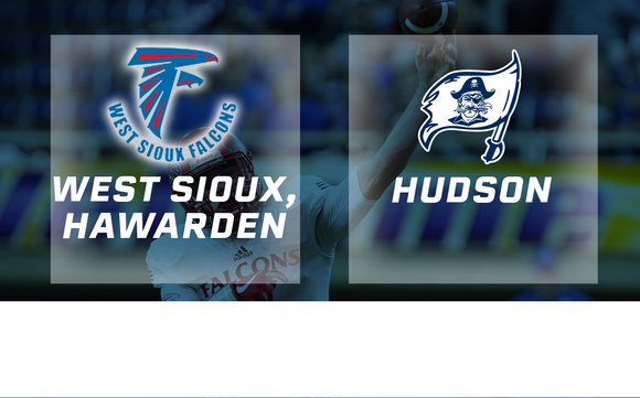 2017 Football Class A Final (West Sioux, Hawarden vs. Hudson) - Digital Download