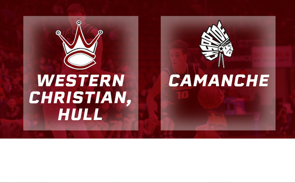 2017 Basketball Class 2A Semifinal (Western Christian, Hull vs. Camanche) - Digital Download