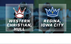 2016 Football Class 1A Final (Western Christian, Hull vs. Regina, Iowa City) - Digital Download