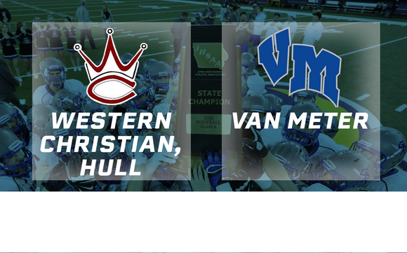2015 Football Class 1A Semifinal (Western Christian, Hull vs. Van Meter) - Digital Download