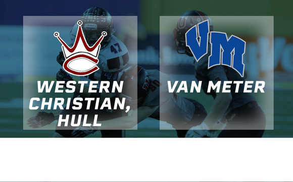 2016 Football Class 1A Semifinal (Western Christian, Hull vs. Van Meter) - Digital Download
