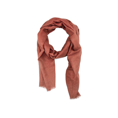 EthicalCashmere-100% Cashmere Large Scarf | EVERYDAY Neutrals-Scarf-COFFEE Brown-autumn, Nepal, scarf, shawl, spring, weave:diamond