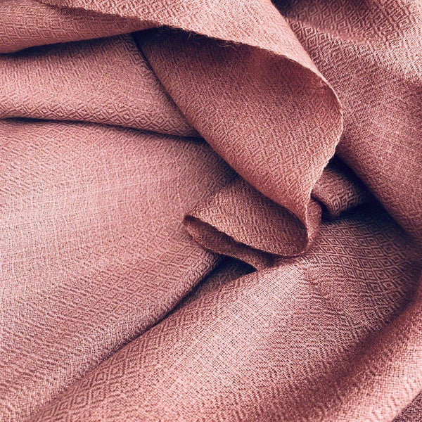100% Cashmere Large Scarf | EVERYDAY NEUTRALS-Scarf-EthicalCashmere