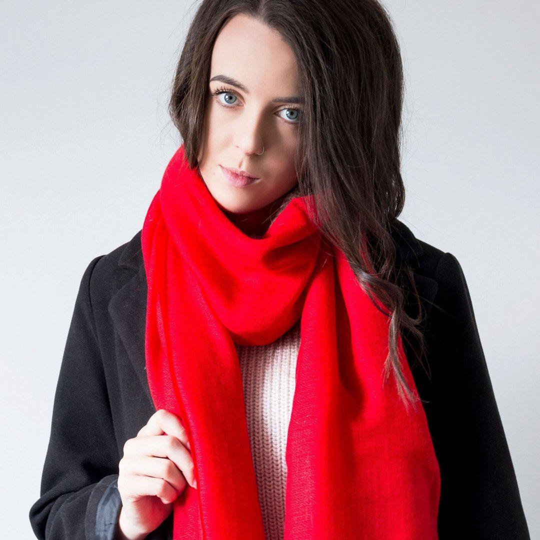 100% Cashmere | EVERYDAY Scarf-Scarf-EthicalCashmere
