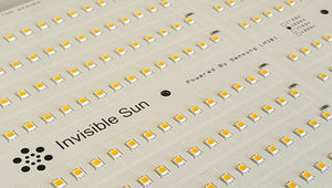 Invisible Sun LED introduce the ISH120H pcb