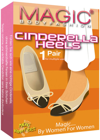 Magic Bodyfashion Cindarella Heels Gelcushions