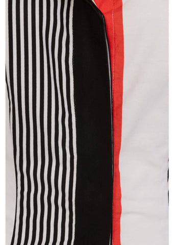 Collectif Hillary Sailor Striped Top