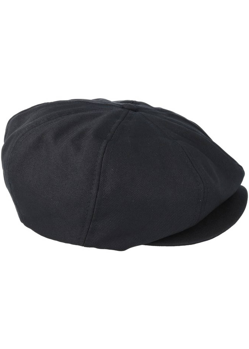 Dickies Mens Jacksonport Flat Cap Black ♥ Shop now at Succubus 610a128f08c9