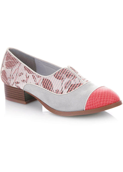 Ruby Shoo Brooke Shoes Coral