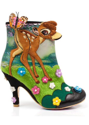 Irregular Choice Disney Bambi Woodland Playtime Booties