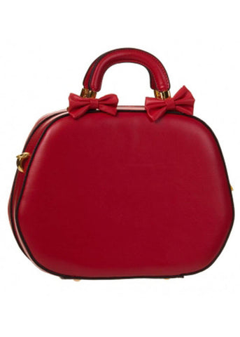 Banned Lucille 50's Bag Red