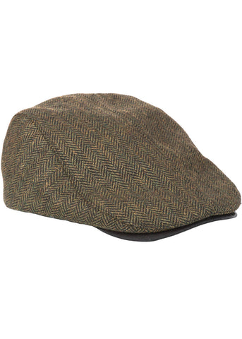Dickies Mens Hartsville Flat Cap Green