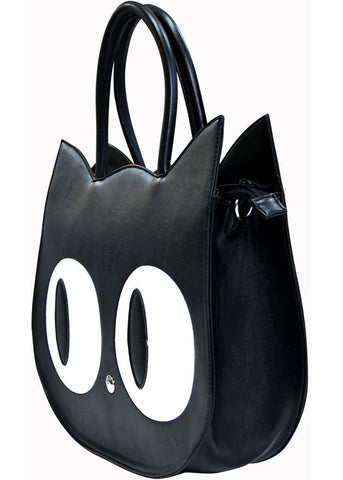 Banned Cat in the Bag, Bag Black