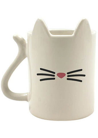 Animal Mugs Mug Kitten in My Coffee