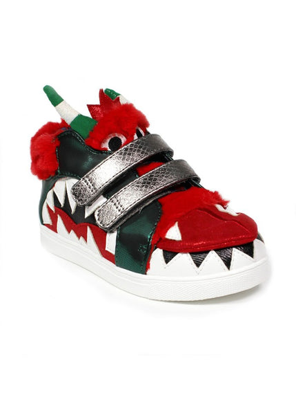 Irregular Choice Kids Monster Mash Shoes