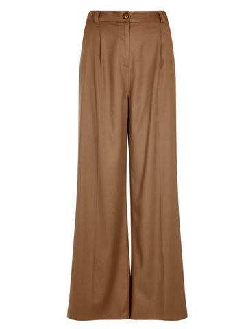 Collectif Annie 40's Trousers Brown