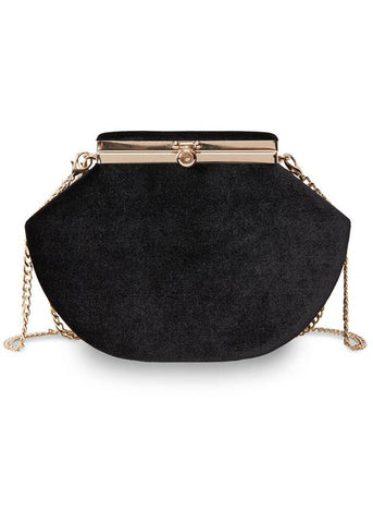 Joe Browns Couture Fortune 40's Bag Black