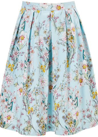 Joe Browns Summer Sunshine Skirt Mint
