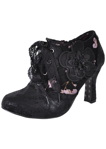 Joe Browns Couture Hermoine 40's Booties Black