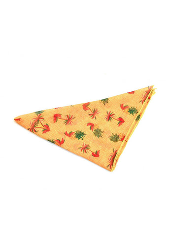 Collectif Pineapple & Palm Bandana Multi