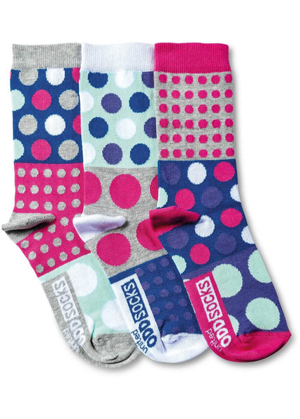United Odd Socks 3 Ladies Socks Ellie