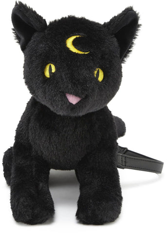 Killstar Binx Cat Bag Black