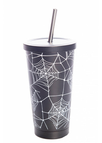 Banned Black Widow Cup Black