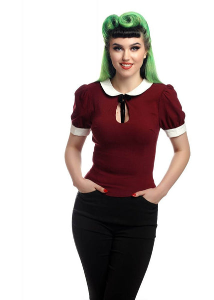 Collectif Khloe 40's Top Wine