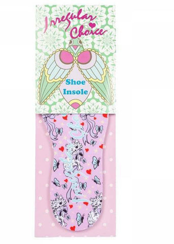 Irregular Choice Insole