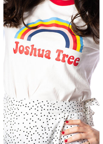 Banned Joshua Tree 70's T-Shirt Cream